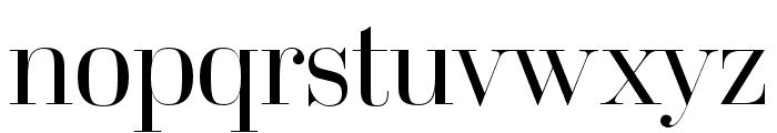 Coryn Didot Font LOWERCASE