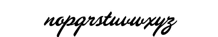 Las Vegas Fonts Fabulous Font LOWERCASE