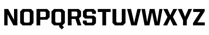 United Sans Regular Thin Extra Bold Font UPPERCASE