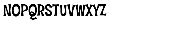 Hideaway Regular Font UPPERCASE