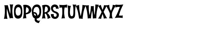 Hideaway Regular Font LOWERCASE