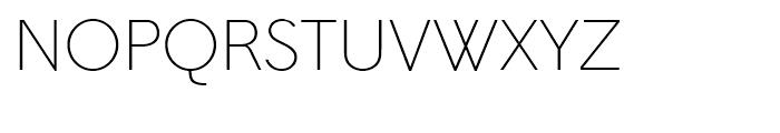 Hilton Sans Regular Font UPPERCASE