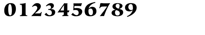 Hiroshige Black Font OTHER CHARS