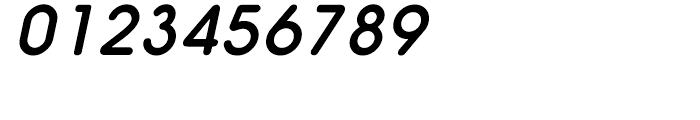 Hiruko Pro Book Oblique Font OTHER CHARS