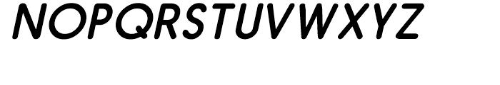 Hiruko Pro Book Oblique Font UPPERCASE