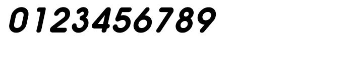 Hiruko Pro Regular Oblique Font OTHER CHARS