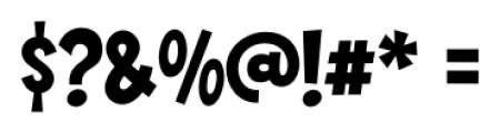 Hip Hopper PB Regular Font OTHER CHARS