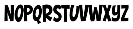 Hip Hopper PB Regular Font UPPERCASE