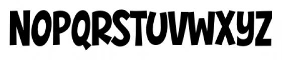 Hip Hopper PB Regular Font LOWERCASE