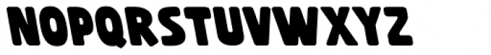 HiH Large Recline Font LOWERCASE
