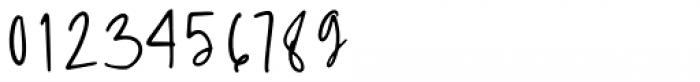 Hideas Regular Font OTHER CHARS