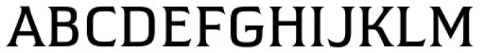 Hideout Regular Font UPPERCASE