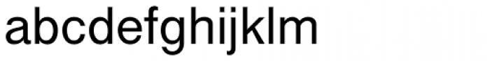 High Techist MF Light Font LOWERCASE