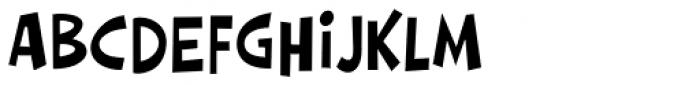 HighJinkies Font LOWERCASE
