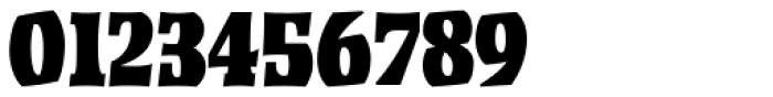 Highground Regular Font OTHER CHARS