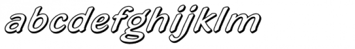 Highlight Std Font LOWERCASE
