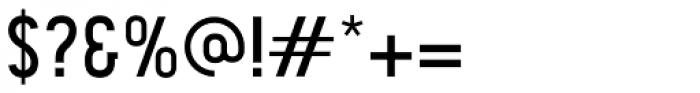 Highriser Font OTHER CHARS