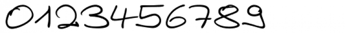 Hilly Handwriting Pro Font OTHER CHARS