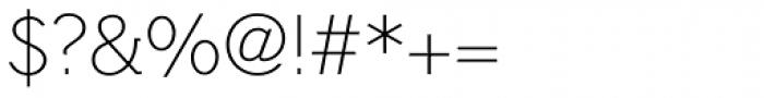 Hilton Serif Font OTHER CHARS