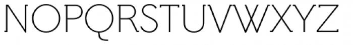 Hilton Serif Font UPPERCASE