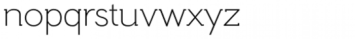 Hilton Serif Font LOWERCASE