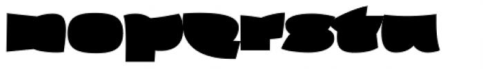 Hipsterpotamus Regular Font LOWERCASE