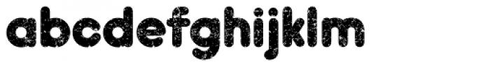 Hiroko Font LOWERCASE