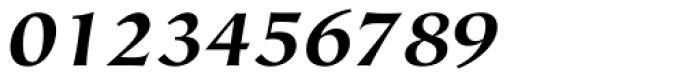 Hiroshige Sans Bold Italic Font OTHER CHARS