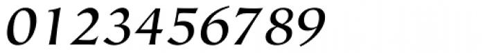 Hiroshige Sans Medium Italic Font OTHER CHARS