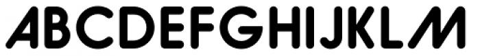 Hiruko Alternate Font UPPERCASE