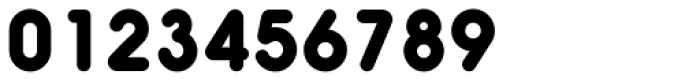 Hiruko Black Alternate Font OTHER CHARS