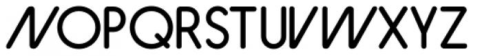 Hiruko Pro Light Alternate Font UPPERCASE