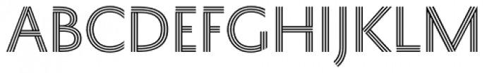 History Fourteen Font UPPERCASE