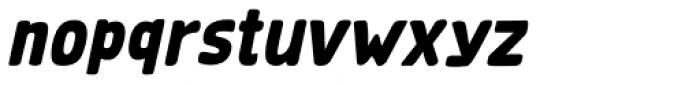 Hjem Italic Font LOWERCASE