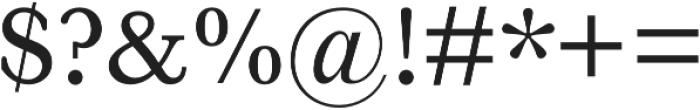 HK Carta Medium otf (500) Font OTHER CHARS