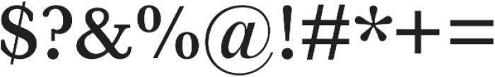 HK Carta SemiBold otf (600) Font OTHER CHARS