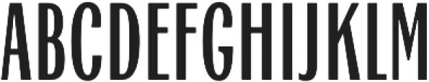 HK Focus Title Medium otf (500) Font UPPERCASE