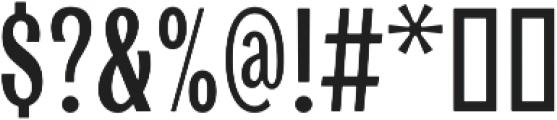 HK Focus Title SemiBold otf (600) Font OTHER CHARS