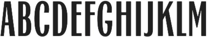 HK Focus Title SemiBold otf (600) Font LOWERCASE