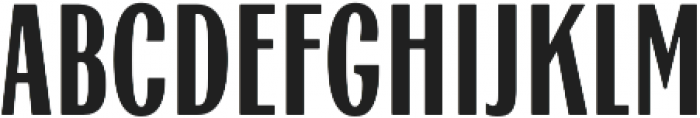 HK Focus Title otf (700) Font UPPERCASE