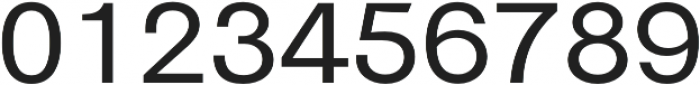 HK Gothic Medium otf (500) Font OTHER CHARS