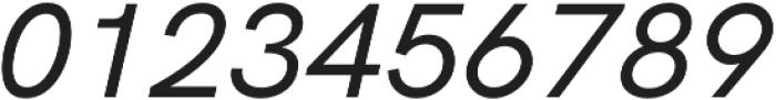 HK Grotesk Pro Medium Italic Legacy otf (500) Font OTHER CHARS