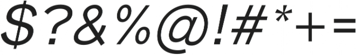 HK Super otf (400) Font OTHER CHARS