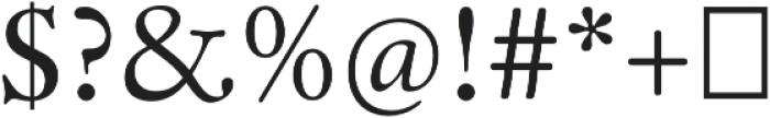 HK Yavimayan otf (400) Font OTHER CHARS