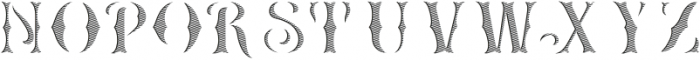 HKF_Brooks insert otf (400) Font UPPERCASE
