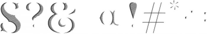 HKF_Brooks insert ttf (400) Font OTHER CHARS