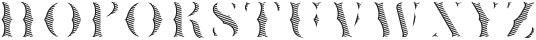HKF_Brooks insert ttf (400) Font LOWERCASE