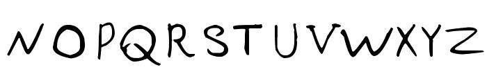 HK Font-2 Font UPPERCASE