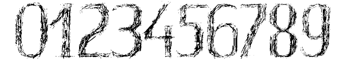HKH Old Glyphs short Font OTHER CHARS