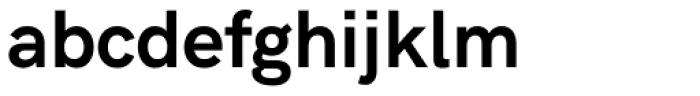 HK Grotesk Pro Bold Legacy Font LOWERCASE